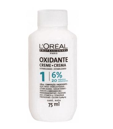 Loreal Profissional Creme Oxidante 6% 20 Volumes