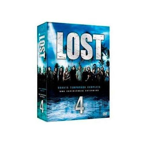 Lost - a 4ª Temporada Completa - 6 Dvds