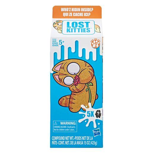 Lost Kitties Litrão Surpresa Série 2 - Hasbro