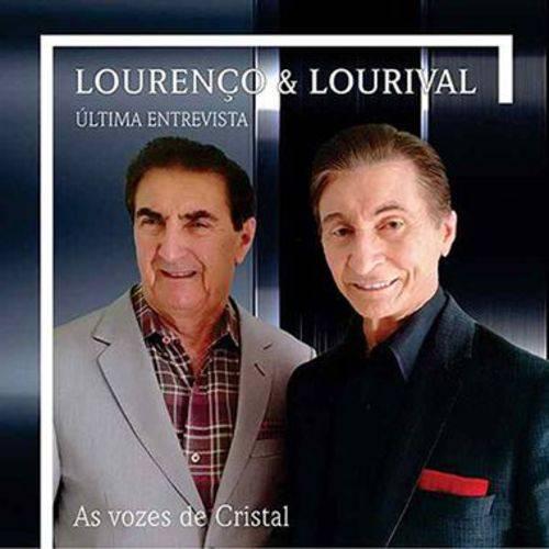 Lourenço & Lourival - Última Entrevista - CD