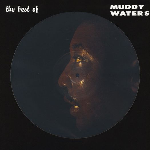 Lp Muddy Waters - The Best Of Muddy Waters - Importado