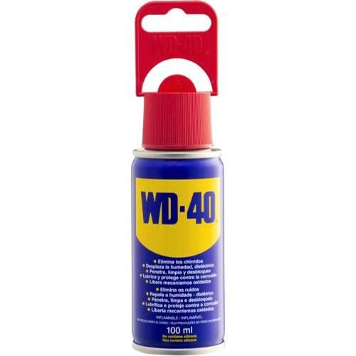 Lubrificante/Desengripante Aerosol Spray 100ml - WD40