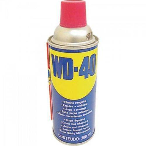 Lubrificante e Desengripante Aerosol 300ml Spray Wd40