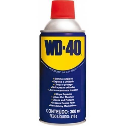Lubrificante Multiusos Lata WD-40 300ml