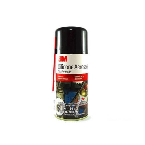 Lubrificante Silicone Spray 3m