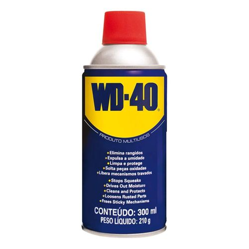 Lubrificante Wd-40