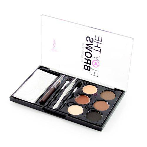 Luisance Play The Brows Kit Sobrancelhas L1020