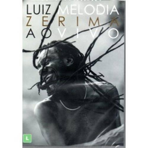 Luiz Melodia - Zerima/ao Vivo (DVD)