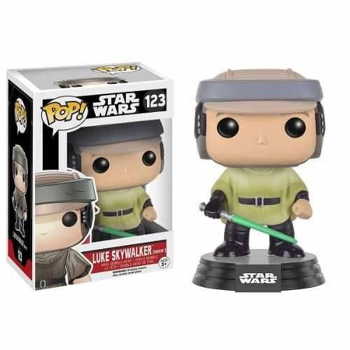 Luke Skywalker Endor - Star Wars - Pop! Funko