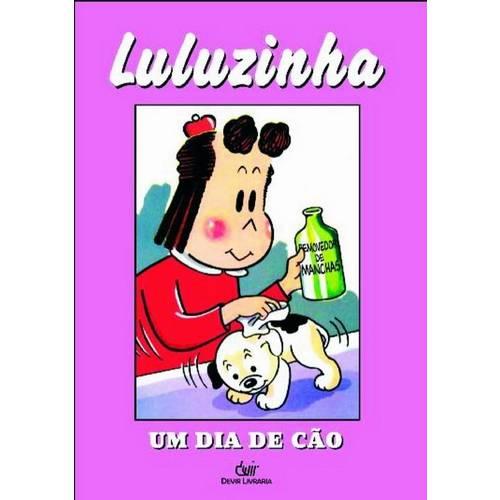 Luluzinha 8 um Dia de Cao