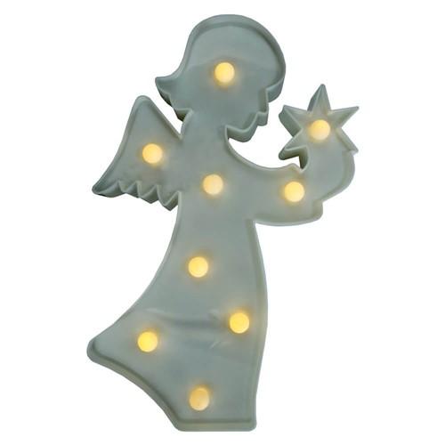 Luminária Anjo Shine   SJO Artigos Religiosos