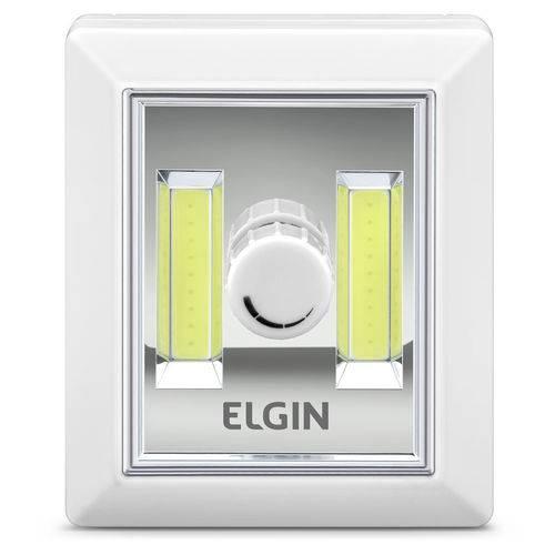 Luminária Button Led Dimerizável 3w 6500k 48ledbot2d0 Elgin