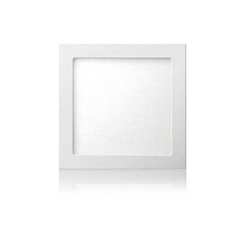 Luminária de Embutir Led Quadrada 6w 6500k Elgin