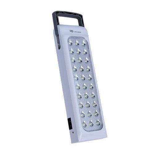 Luminária de Emergencia Recarregável 30 LEDS 3W DP