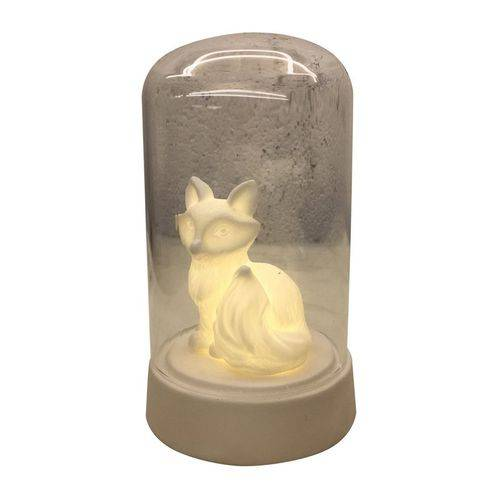 Luminária Decorativa com Led 12,5cm Fox Urban