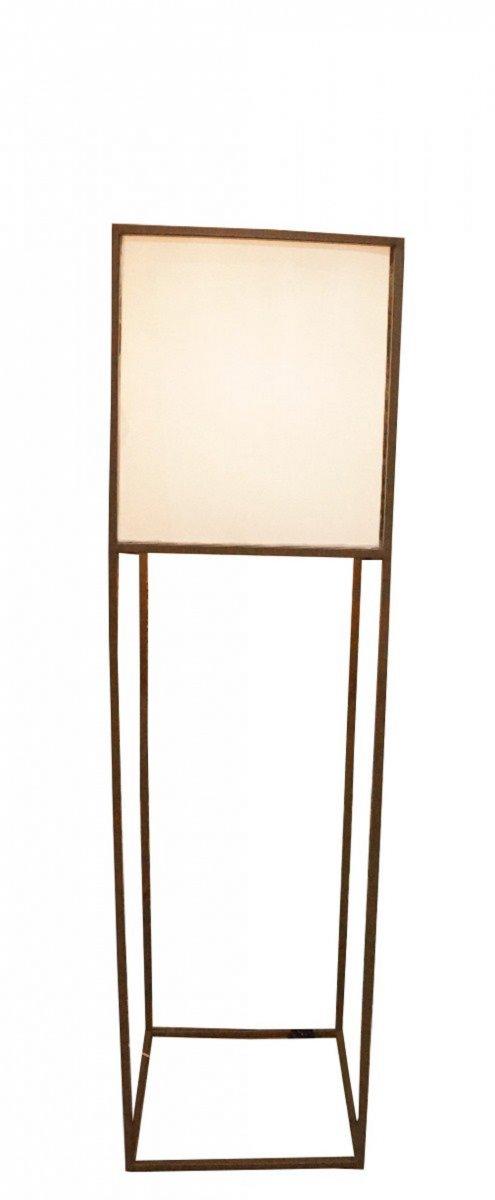 Luminária Ferro Quadrada 170cm - Occa Moderna