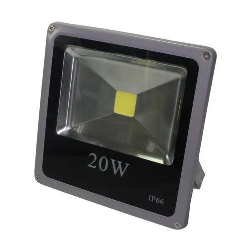 Luminária Led 20w Luz Branca 85-265vca Bf Kltg-20w Bzb