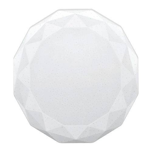 Luminária Led Diamante 6500k 12w Bivolt 48lds12fsh00 Elgin