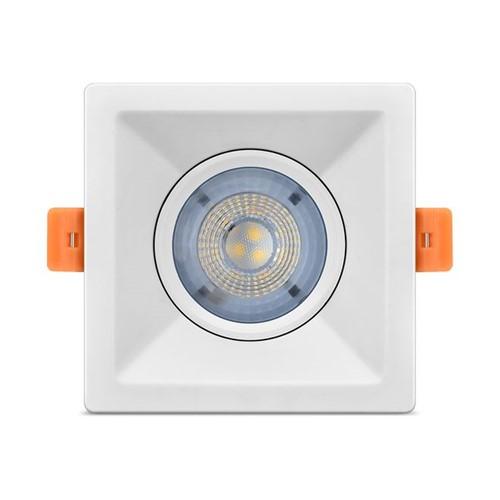 Luminária LED Ecospot Recuado 5w 6500K 48ECORLQBF01 Elgin