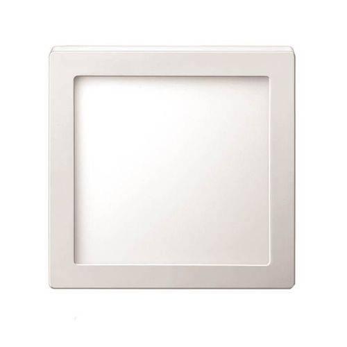 Luminária Led Embutir 18w Quadrada Elgin 225mmx225mmx20mm