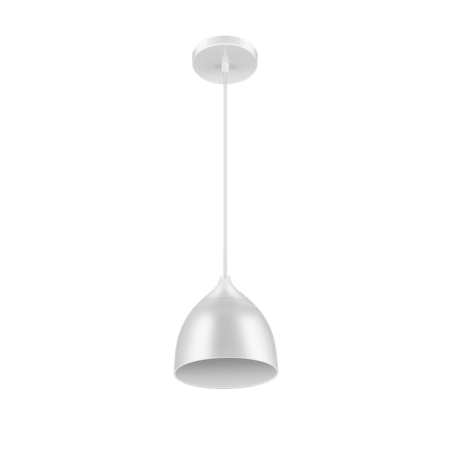 Luminária LED Pendente 9w 6500k Branco 48LPPR9BFW00 Elgin