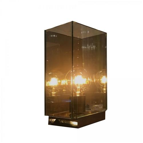 Luminária Merlin Vidro 34cm - Occa Moderna