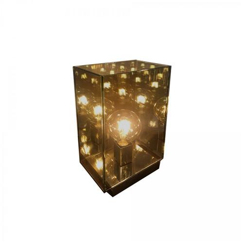 Luminária Merlin Vidro 24cm - Occa Moderna