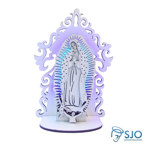 Luminária Nossa Senhora de Guadalupe | SJO Artigos Religiosos