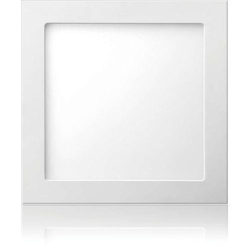 Luminarias Led Quadrada 18w Embutir 6500k Elgin