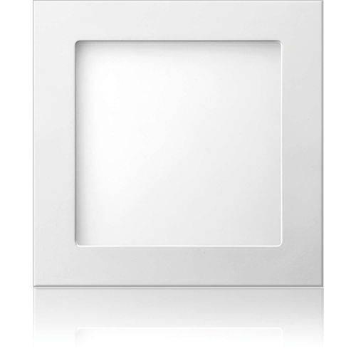 Luminarias Led Quadrada 12w Embutir 6500k Elgin