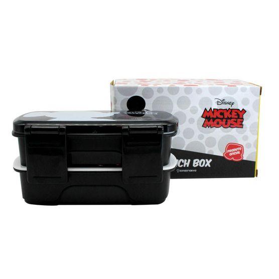 Lunch Box Marmita Mickey Silhueta 750 Ml