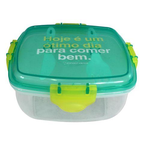 Lunch Box Salada Comer Bem