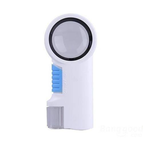 Lupa Multifuncional com Iluminação 12 X