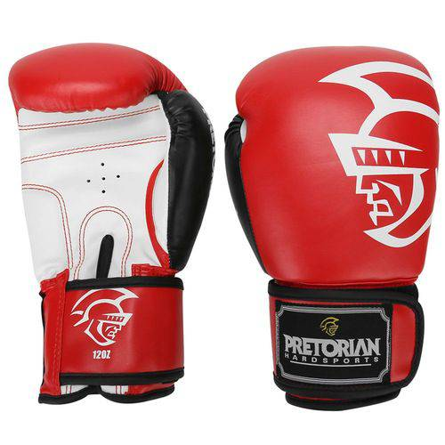 Luva Boxe Muay Thai Pretorian Training