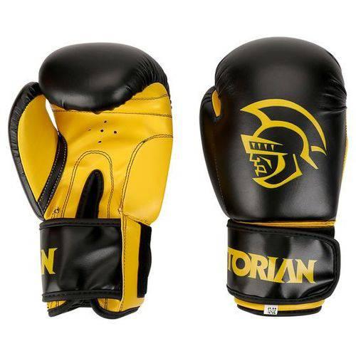 Luva de Boxe / Muay Thai 12oz - Preto- First - Pretorian