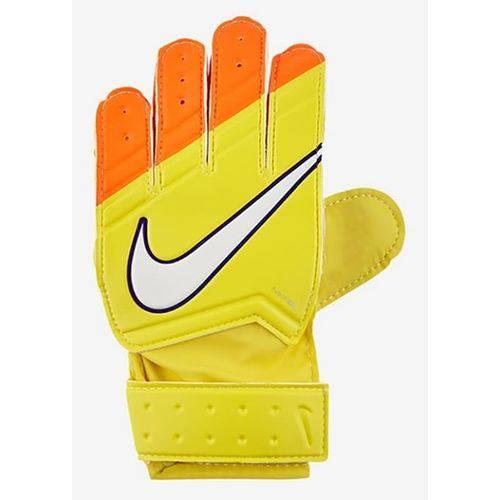 Luva de Goleiro Nike Infantil Tamanhos 5/6 e 7 Amarela