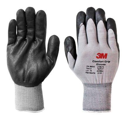 Luva em Nylon Comfort Grip Glove 3M 8
