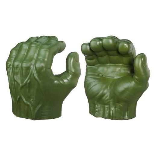 Luva Hulk Punhos Gama - Hasbro