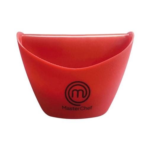 Luva Jacaré MasterChef Vermelha MCF-G528 em Silicone