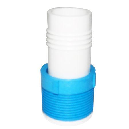 Luva Plástica 1 1/2 para Mangueira de Piscina - Sodramar Sodramar