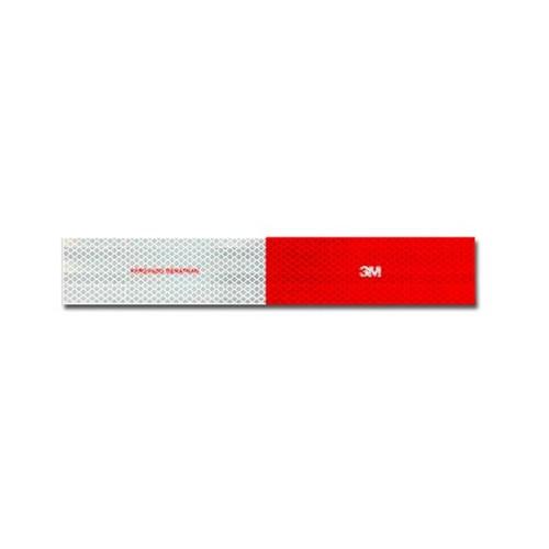 3M™ Faixa Conspicuity Para-choque 983-326 Pçs Separadas - LD OEM 100MMx1.0M