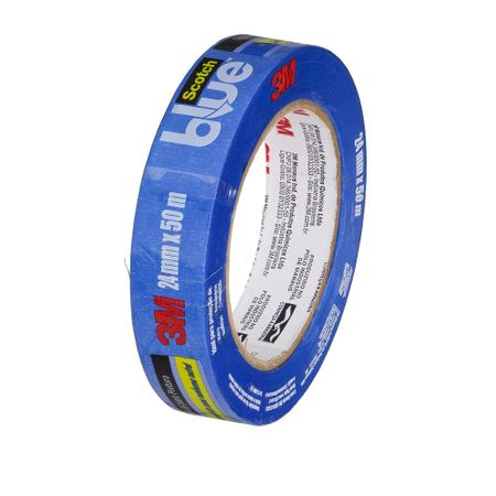 3M Fita Blue Tape 24mm X 50m Blue Tape 24mmx50m
