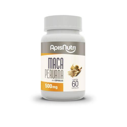 Maca Peruana 60 (cápsulas) 550 Mg