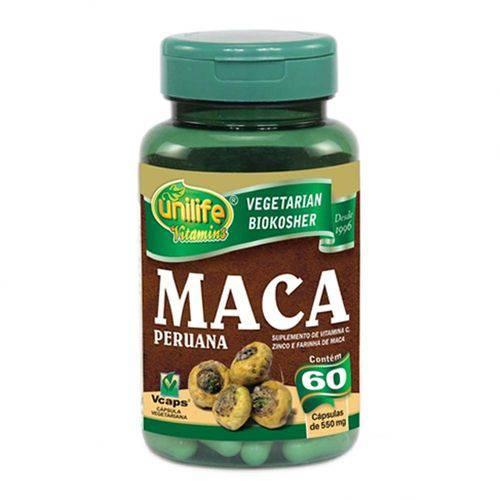 Maca Peruana - Unilife Vitamins (60caps)