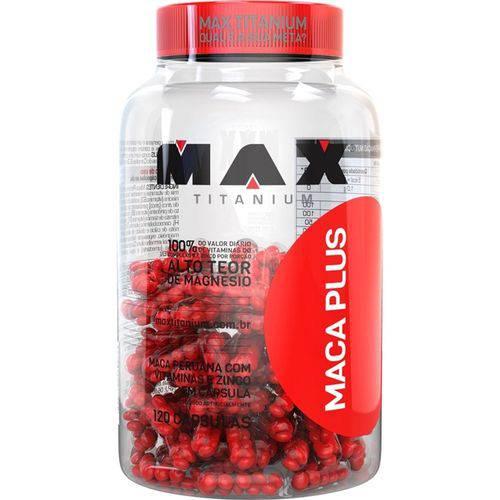 Maca Plus - Max Titanium - 120 Caps