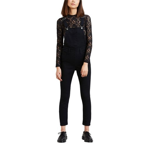 Macacão Jeans Levis Skinny - 27