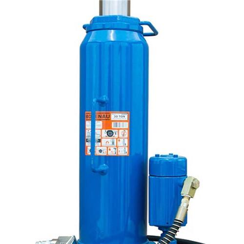 Macaco Moleiro Hidro Pneumático com Válvula 30 Toneladas-Bovenau-Mtp-30m