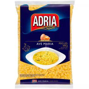 Macarrão com Ovos Ave Maria Adria 500g