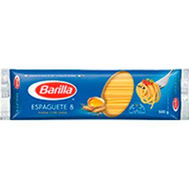 Macarrão com Ovos Barilla Spaguete 8 500g