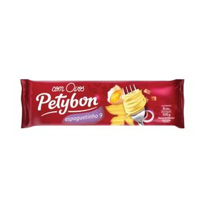 Macarrão Espaguetinho 9 Petybon 500g
